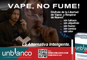 Vape No Fume, La Alternative Inteligente